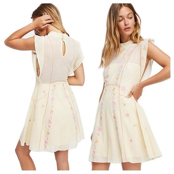 Free People Dresses & Skirts - NWT Free People Sheer Dress